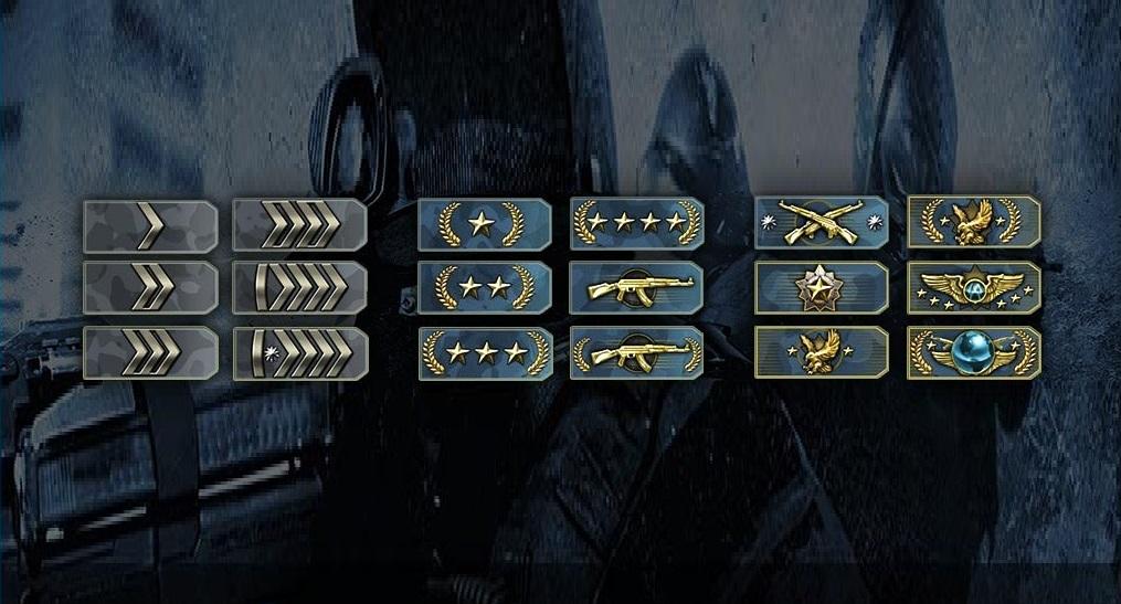 CSGO how to rank up